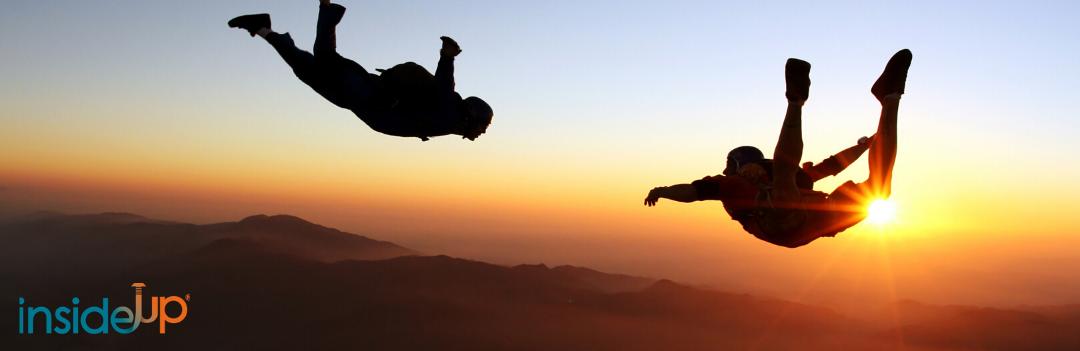 Take a parachute and jump…